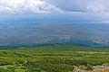 Babia Góra – widok z Gówniaka na Jezioro Orawskie.jpg