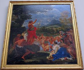La Prédication de saint Jean-Baptiste