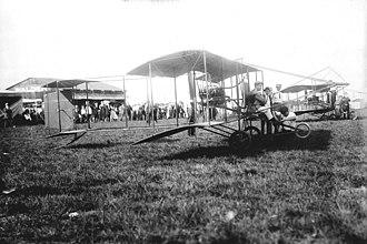 William R. Badger - Badger in 1911