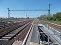 Bahnhof, Brücke, SW, 2021 Kápolnásnyék.jpg