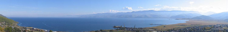 Южное побережье озера Байкал