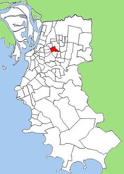 Boa Vista within Porto Alegre