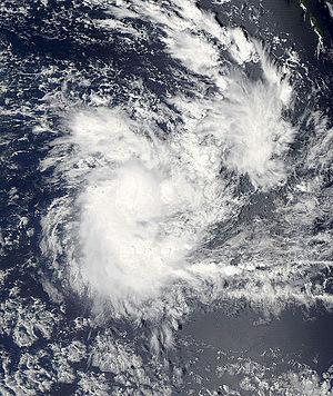 2014–15 Australian region cyclone season - Image: Bakung Dec 11 2014 0650Z