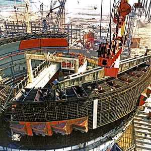 Balakovo Nuclear Power Plant - Image: Bal NP Pcons 2