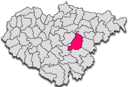Commune Bălan in Sălaj County