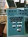 Baldone observatory in Latvia - Control panel (14511696465).jpg