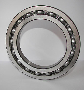 Bearing (mechanical) - Ball bearing