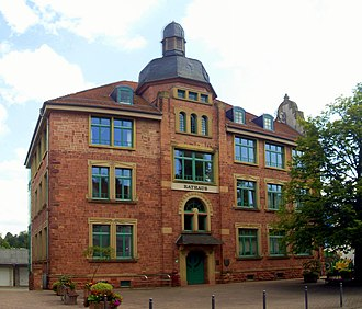 Bammental - Town hall Bammental