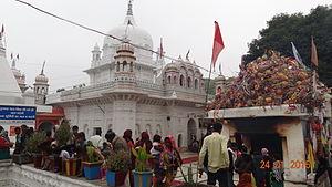 Bandakpur - Parvati temple facing Shiva temple
