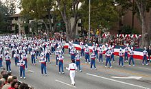 Rose Parade Marching Bands Wikipedia
