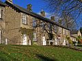 Bank Cottages, Whalton (geograph 2152498).jpg
