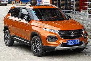 Baojun 510 Motor vehicle