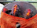 Barabar Caves - Temple Statues (9224756847).jpg