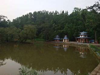 Ghorahi - Baraha Temple Area in Dang