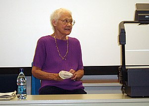 Barbara Gittings - Barbara Gittings at UCLA on November 17, 2006.