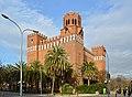 Barcelona - Castell dels Tres Dragons (1).JPG