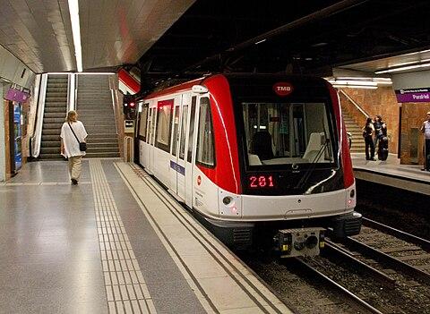 T10 ticket Barcelona zones