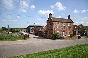 Barlings - Image: Barlings Farm Cottage geograph.org.uk 458053