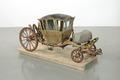 Barnvagn sjuglasvagn, snett framifrån - Livrustkammaren - 13908.tif