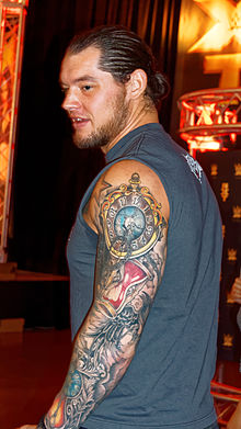 Description de l'image Baron_Corbin_WM31Axxess.jpg.