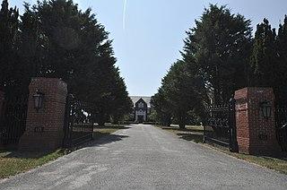 Benjamin Aborn Jackson House United States historic place