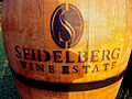 Barrique de vin de Seideberg wine estate à Paarl.jpg