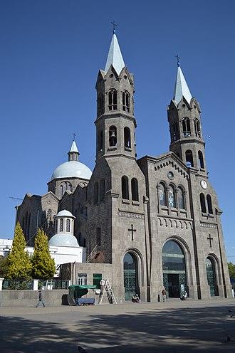 Apizaco - Basilica of Santa Maria de la Misericordia