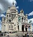 Basilique Sacré Cœur Montmartre façade sud Paris 10.jpg