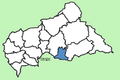 Basse-Kotto Prefecture Central African Republic locator.png