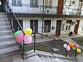 Batthyány utca 31, udvari lépcső, 2018 Várkerület, 2018 Várkerület.jpg