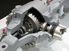 Limited-slip differential - Wikipedia