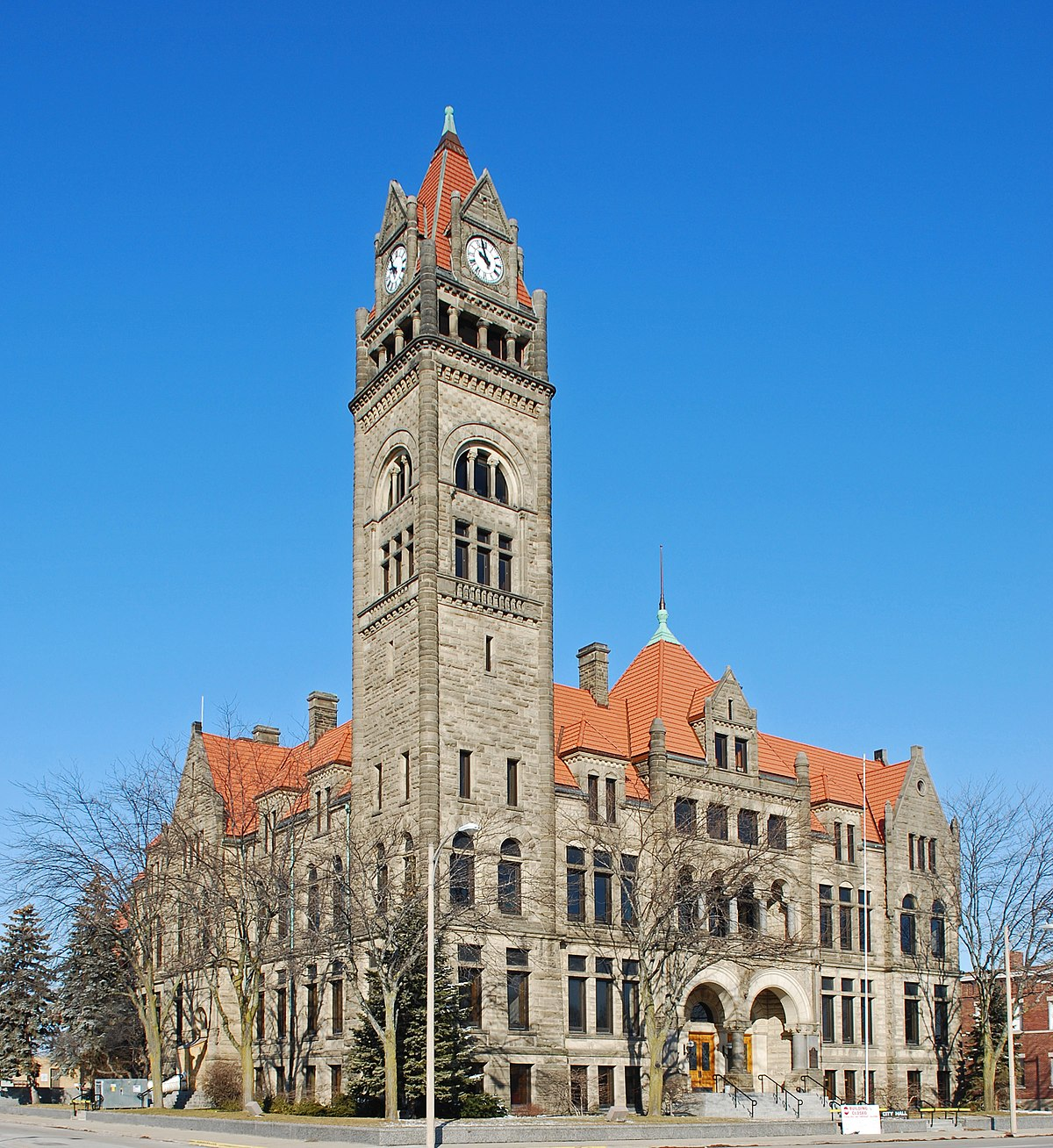 City Hall Bay City Michigan Wikipedia
