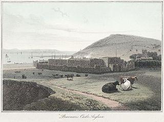 Beaumaris Castle, Anglesea
