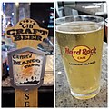 Beer in Hard Rock Cafe Cayman Islands (2).jpg
