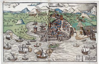 Algiers expedition (1541) Beleg van Algiers 1541.png