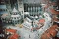 Belgique , Tournai, cathèdrale Notre-Dame de Tournai. XIIe - Flickr - (vincent desjardins).jpg