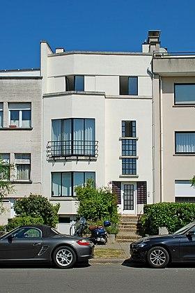 Architecture moderniste en Belgique — Wikipédia