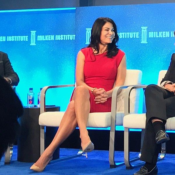 File:Belinda Johnson at Milken Global Conference 2017.jpg