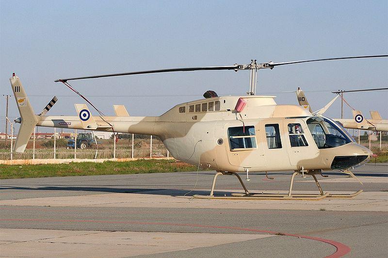 Armée Chypriote / Cypriot National Guard / Ethnikí Frourá 800px-Bell_206L-3_LongRanger_III_111