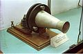 Bell Electromagnetic Telephone 1876 - Communication Gallery - BITM - Calcutta 2000 207.JPG