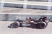 Bellof Tyrrell 012 1984 Dallas F1