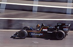 Bellof Tyrrell 012 1984 Dallas F1.jpg