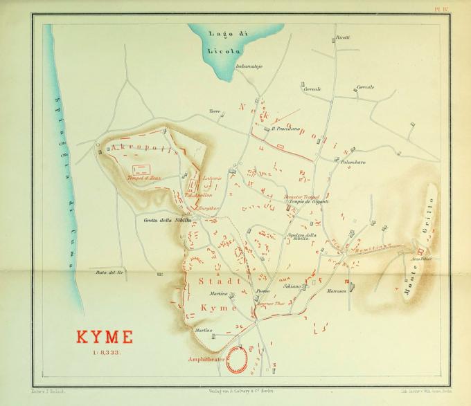 Beloch - Kyme