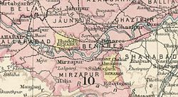 Benares State in the Imperial Gazetteer of India