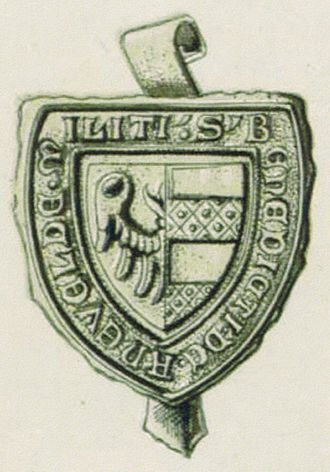 Ahlefeldt (noble family) - Ahlefeldt coat of arms.