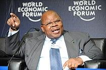 Benjamin William Mkapa - World Economic Forum on Africa 2010 - 1.jpg