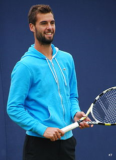 Benoît Paire French tennis player