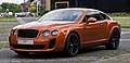 Bentley Continental Supersports – Frontansicht (2), 18. Juli 2012, Düsseldorf.jpg