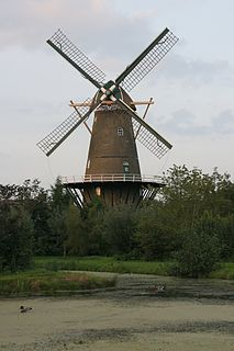 Bergambacht Village and former municipality in South Holland, Netherlands