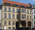 Berlin, Mitte, Albrechtstrasse 18, Mietshaus.jpg